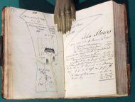 Harrogate  Manuscript Maps