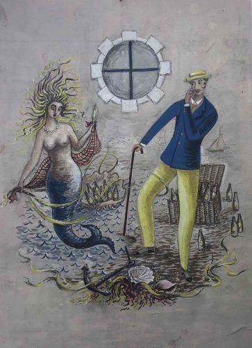 Enticing Mermaid!