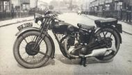Rudge Motorcycle Tour 1931