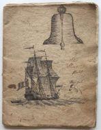 Eighteenth Century Drawing Book, Staplehurst, Lenham, Sittingbourne, Ashford.