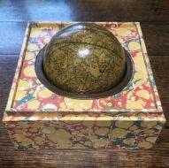 Miniature Celestial Globe Circa 1747