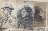 ITALIAN ALBUM 1890-1900