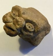 Grotesque In Stone